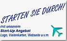 Starten Sie durch mit Jansen-Gisiger COMMUNICATION - Graphic & Design, Photography and Websites