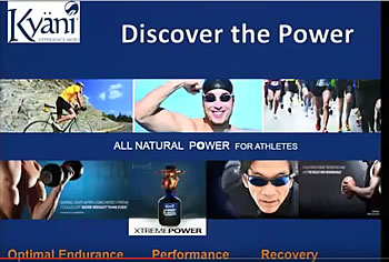 Kyäni - Discover the Power - Roman Dossenbach - SPORTAL BASEL - Powered by Jansen-Gisiger COMMUNICATION - Graphic & Design, Photography and Websites
