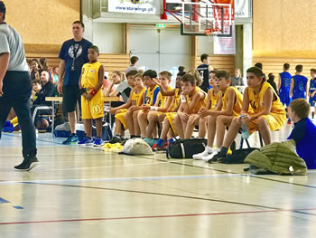 BASKETBALL: 41. J+S Turnier 2017 - SPORTAL BASEL - Ihr Sport-Netzwerk im Dreiländereck - Powered by Jansen-Gisiger COMMUNICATION - Graphic & Design, Photography and Websites