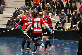 Unihockey Basel Regio gewinnt enge Viertefinalserie und steht im Halbfinal-Playoff! - SPORTAL BASEL - Ihr Sport-Netzwerk im Dreiländereck - Powered by Jansen-Gisiger COMMUNICATION - Graphic & Design, Photography and Websites