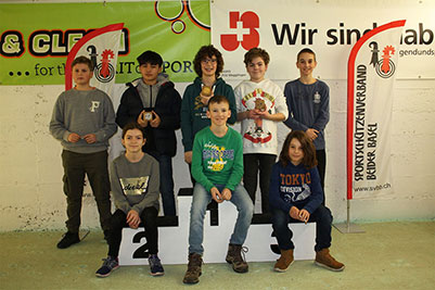 29 Schützen zeigen ihr Können am Juniorentreffen - SVBB auf SPORTAL BASEL - Ihr Sport-Netzwerk im Dreiländereck - Atelier M26 - Natascha Jansen & Hanspeter Gisiger - Graphic & Design, Photography and Websites